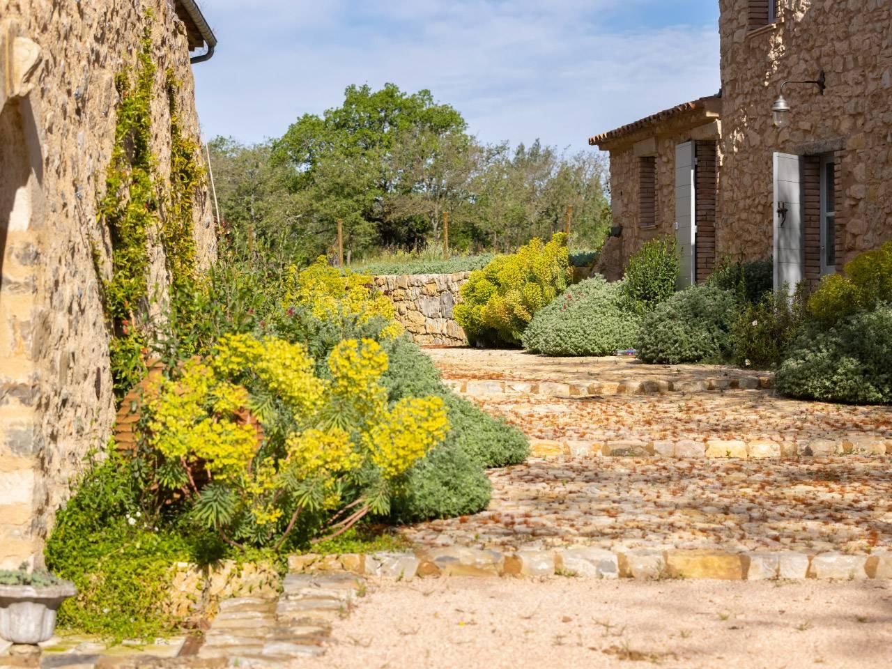domaine viticole provencal