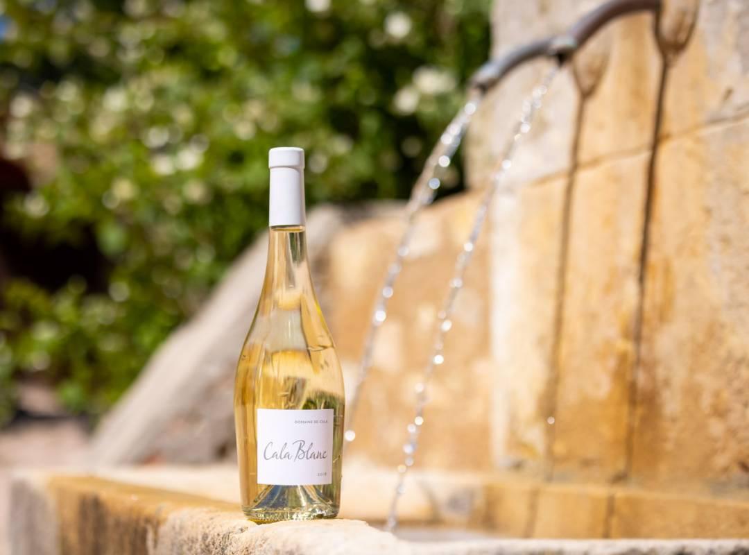 vins blancs domaine de cala