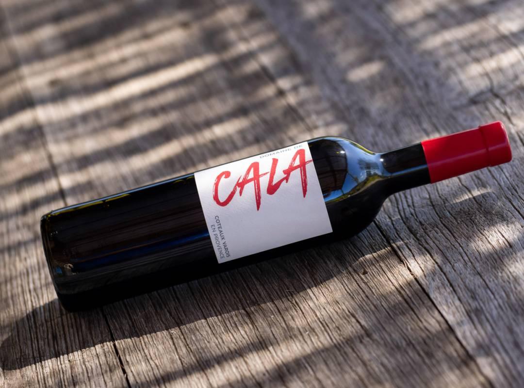 vins rouges domaine de cala